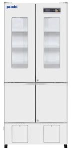 MPR Series pharmaceutical refrigerator with freezer, front close