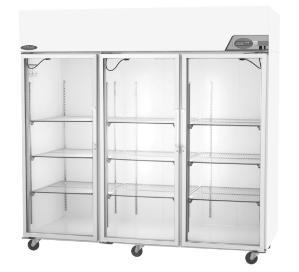 Select™ Glass Door Laboratory and Pharmacy Refrigerators, Nor-Lake® Scientific