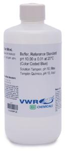 pH Reference Standard Buffers, VWR Chemicals BDH®