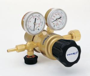 VWR® Multistage Gas Regulators with Neoprene Diaphragms