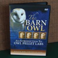 The Barn Owl: Introduction to Owl Pellet Labs DVD